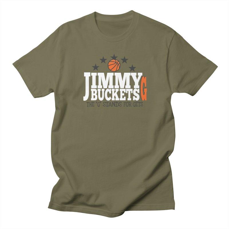 Jimmy G. Butler Men's T-Shirt by HIDENbehindAroc's Shop