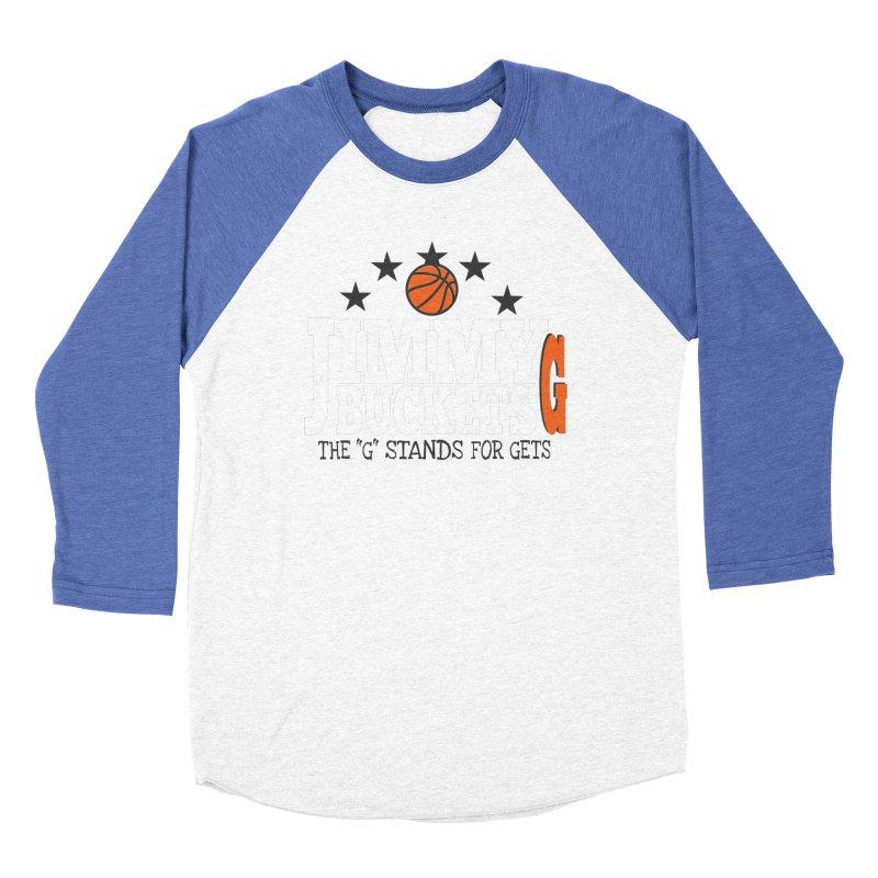 Jimmy G. Butler Women's Baseball Triblend Longsleeve T-Shirt by HIDENbehindAroc's Shop
