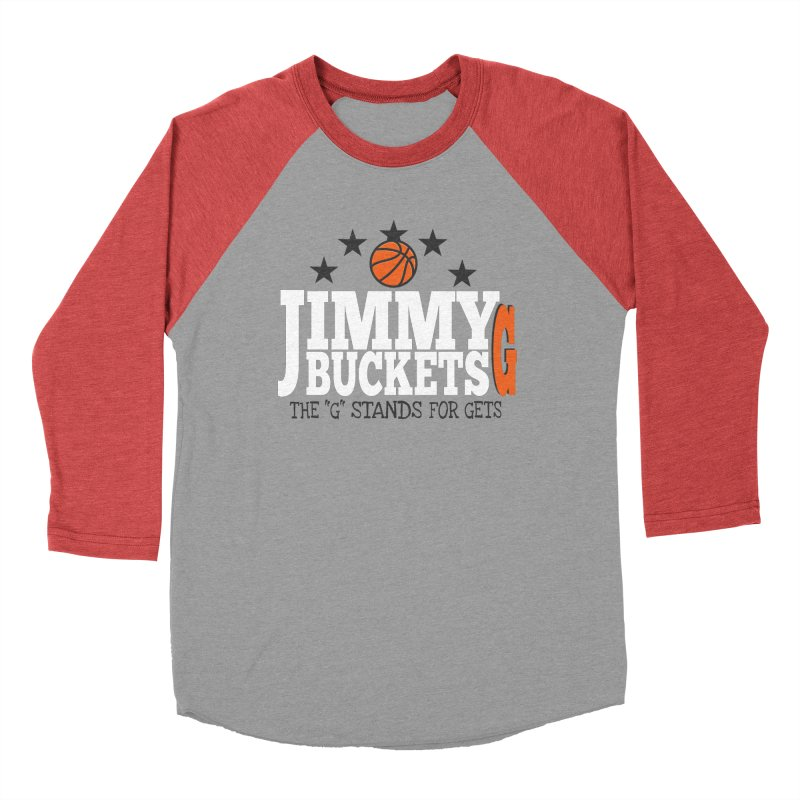 Jimmy G. Butler Women's Baseball Triblend Longsleeve T-Shirt by HIDENbehindAroc's Shop
