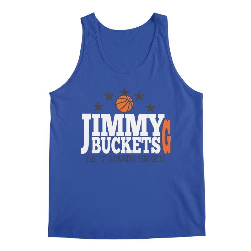 Jimmy G. Butler Men's Regular Tank by HIDENbehindAroc's Shop