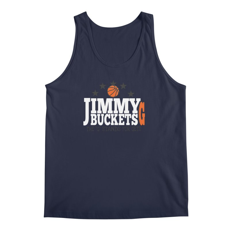 Jimmy G. Butler Men's Regular Tank by HIDENbehindAroc's Shop