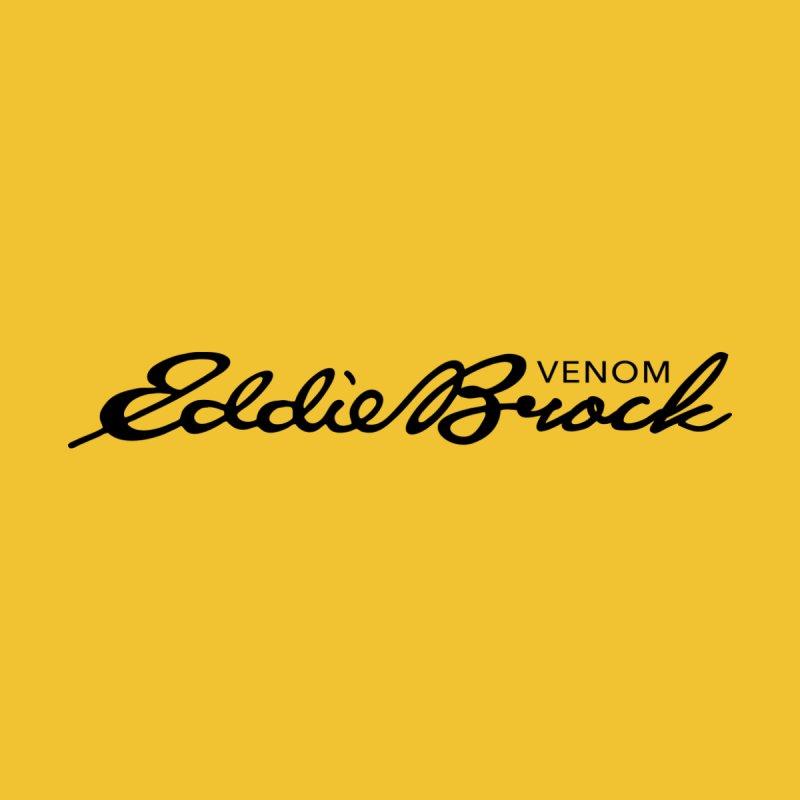 Eddie Brock Venom Women's Pullover Hoody by HIDENbehindAroc's Shop