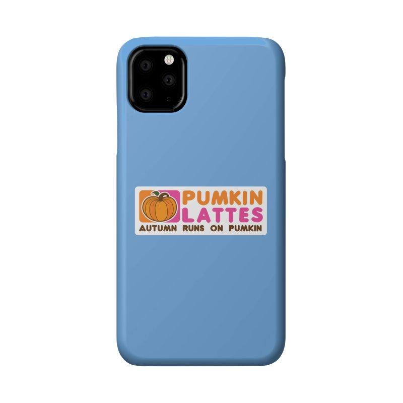 Pumpkin Lattes Accessories Phone Case by HIDENbehindAroc's Shop