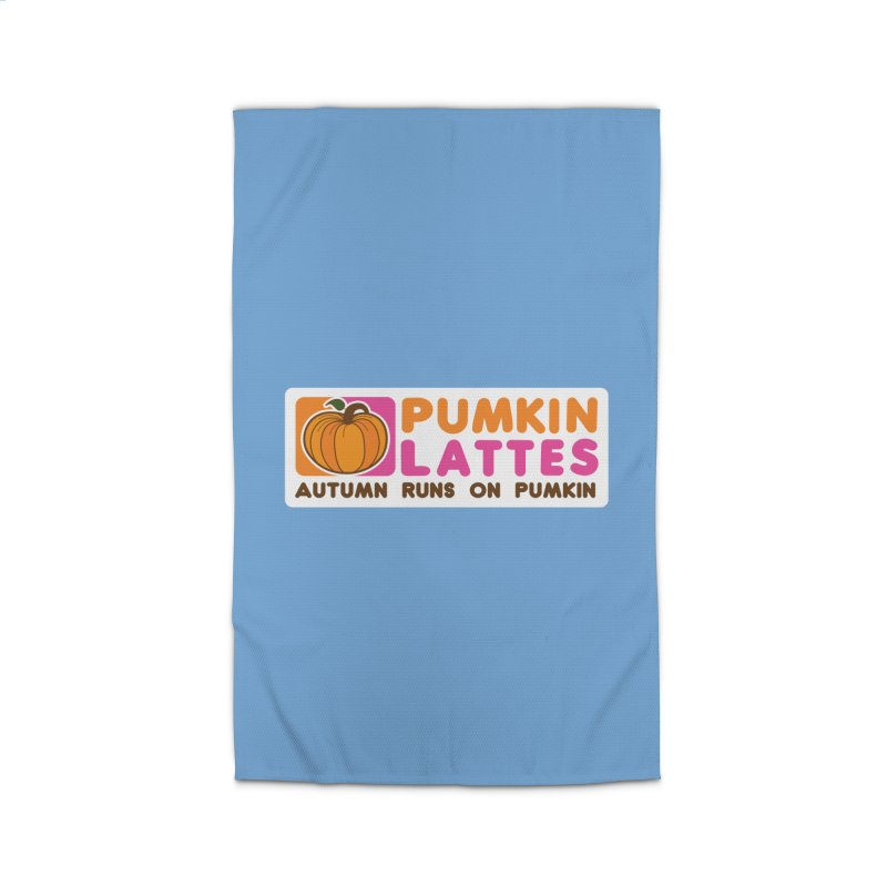 Pumpkin Lattes Home Rug by HIDENbehindAroc's Shop