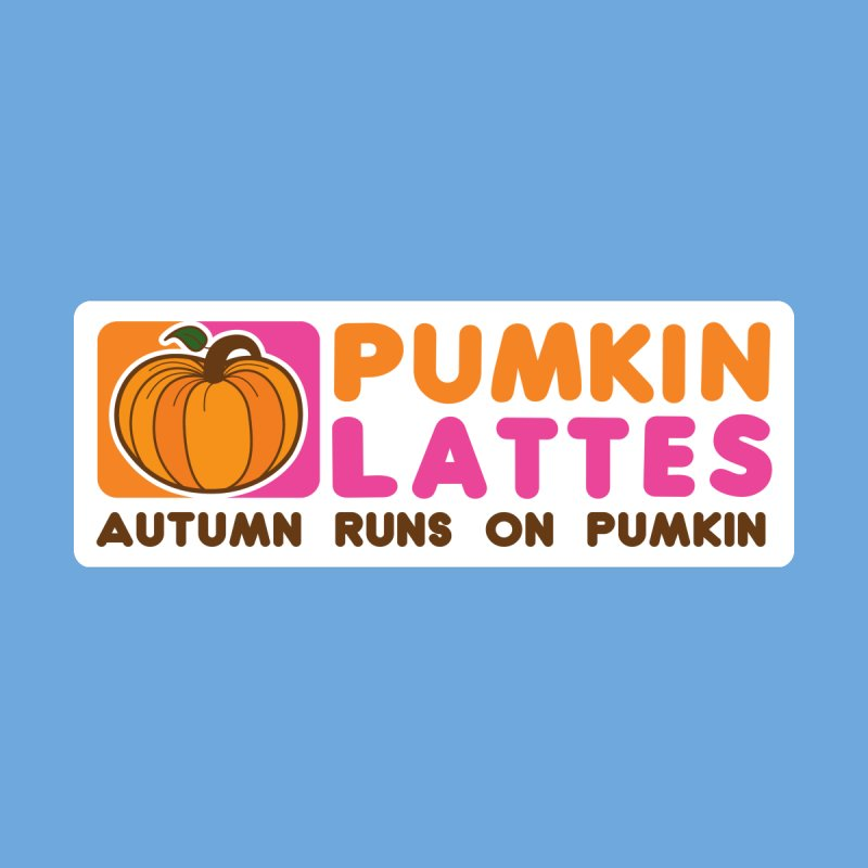 Pumpkin Lattes Men's Zip-Up Hoody by HIDENbehindAroc's Shop