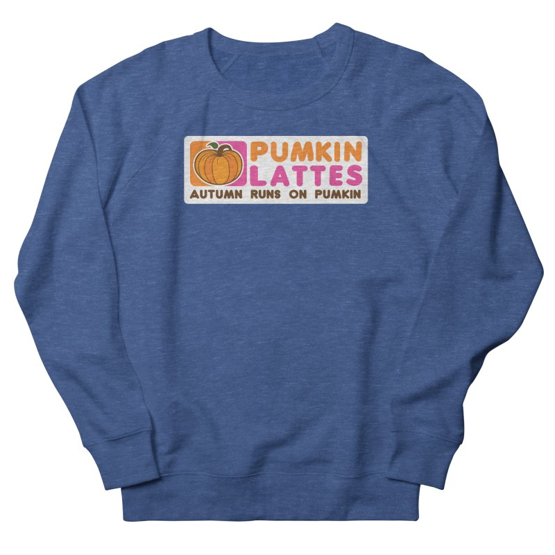 Pumpkin Lattes Men's Sweatshirt by HIDENbehindAroc's Shop