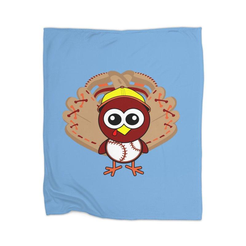 Turkey Time! Home Blanket by HIDENbehindAroc's Shop