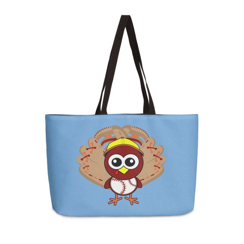 Turkey Time! Accessories Weekender Bag Bag by HIDENbehindAroc's Shop