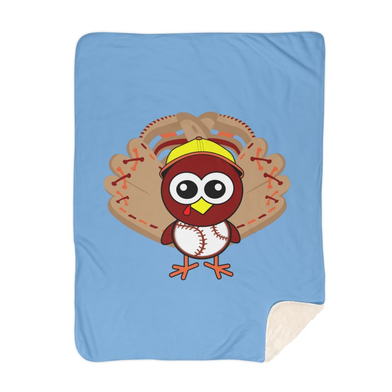 Turkey Time! Home Blanket by HIDENbehindAroc's Shop