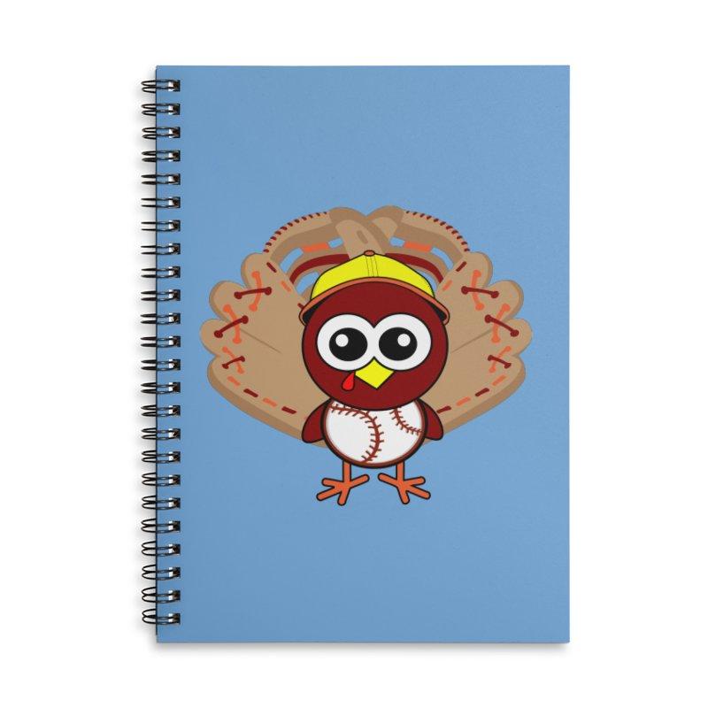 Turkey Time! Accessories Notebook by HIDENbehindAroc's Shop