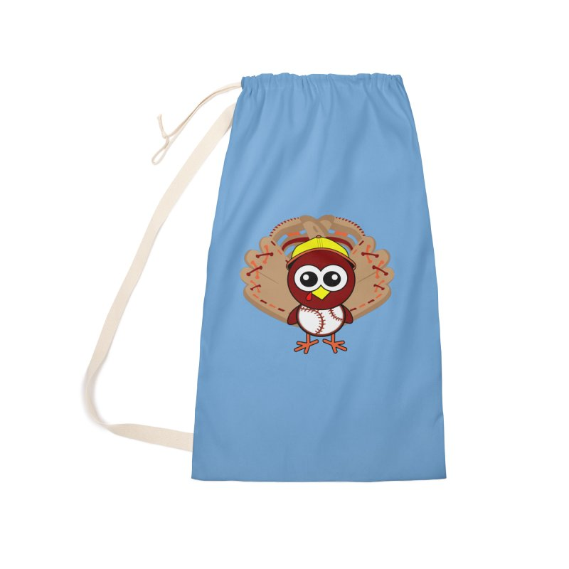 Turkey Time! Accessories Laundry Bag Bag by HIDENbehindAroc's Shop