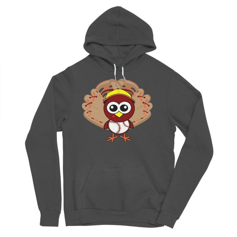 Turkey Time! Women's Sponge Fleece Pullover Hoody by HIDENbehindAroc's Shop