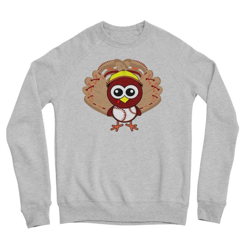 Turkey Time! Women's Sponge Fleece Sweatshirt by HIDENbehindAroc's Shop