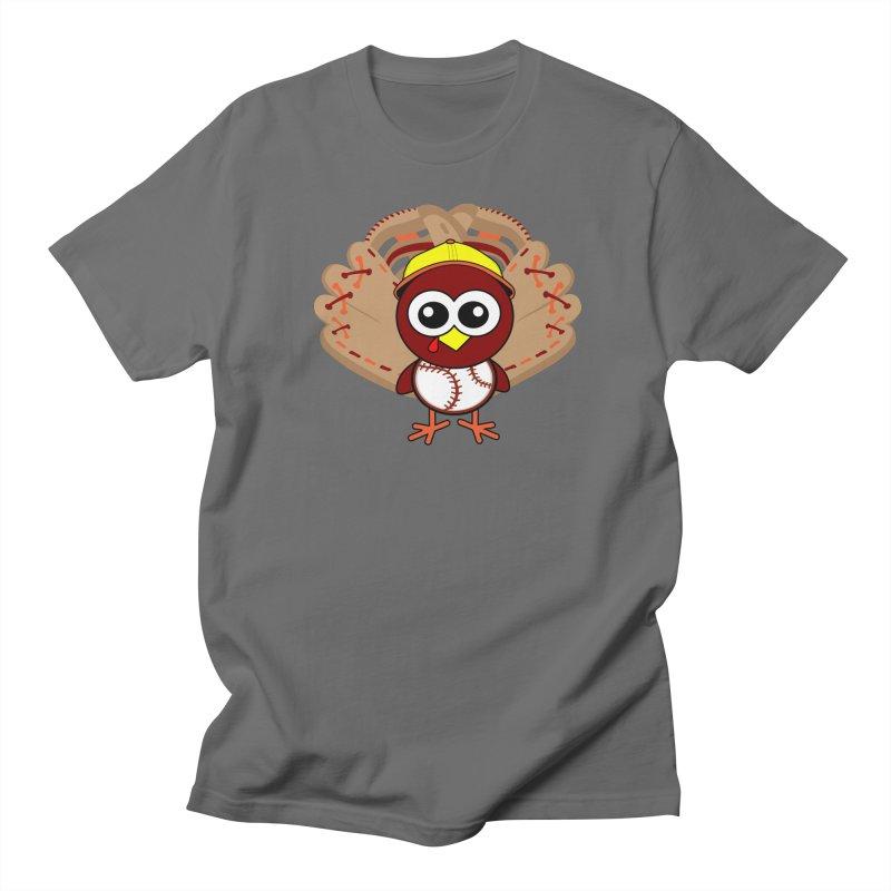 Turkey Time! Men's T-Shirt by HIDENbehindAroc's Shop
