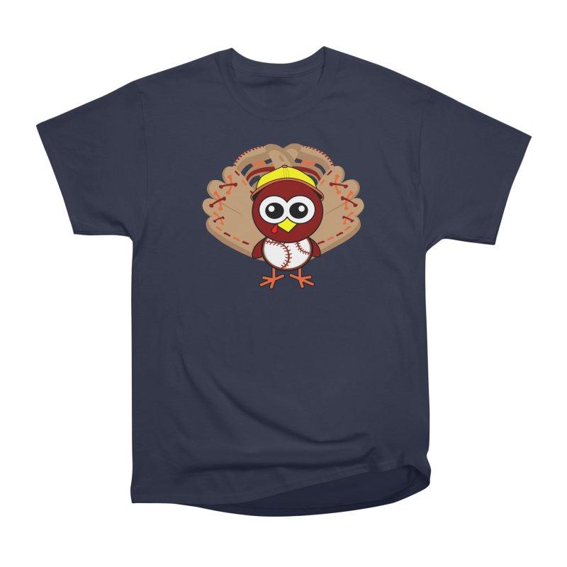 Turkey Time! Men's Heavyweight T-Shirt by HIDENbehindAroc's Shop