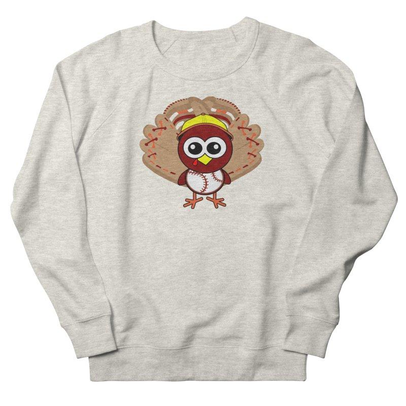 Turkey Time! Women's French Terry Sweatshirt by HIDENbehindAroc's Shop
