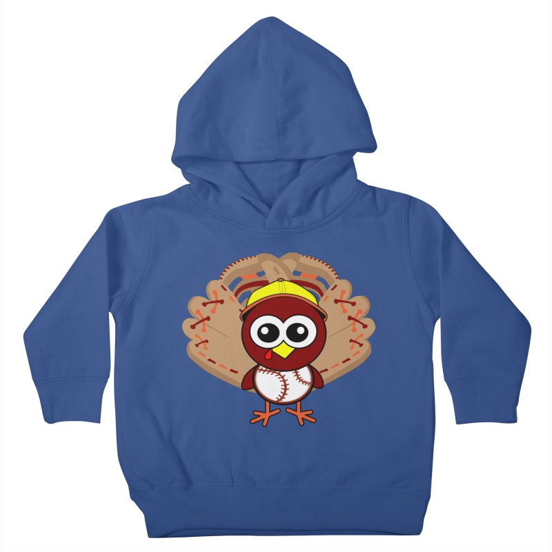 Turkey Time! Kids Toddler Pullover Hoody by HIDENbehindAroc's Shop