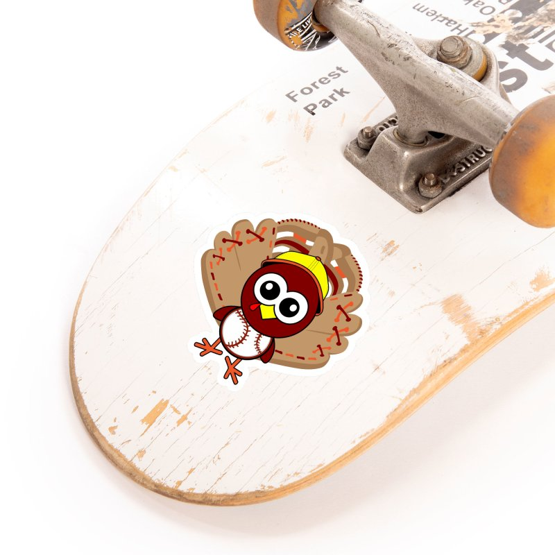 Turkey Time! Accessories Sticker by HIDENbehindAroc's Shop