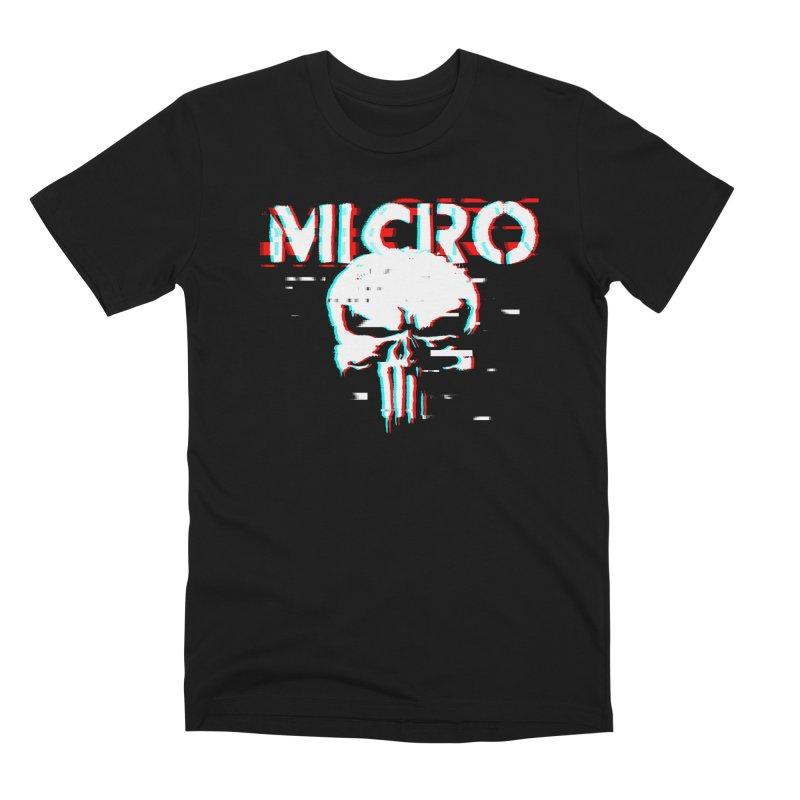 The Punisher's Sidekick Men's Premium T-Shirt by HIDENbehindAroc's Shop