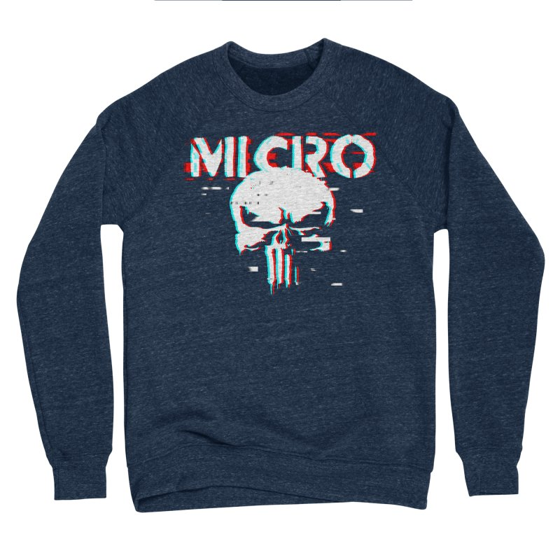 The Punisher's Sidekick Men's Sponge Fleece Sweatshirt by HIDENbehindAroc's Shop