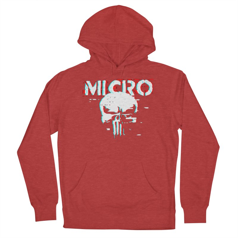The Punisher's Sidekick Men's French Terry Pullover Hoody by HIDENbehindAroc's Shop