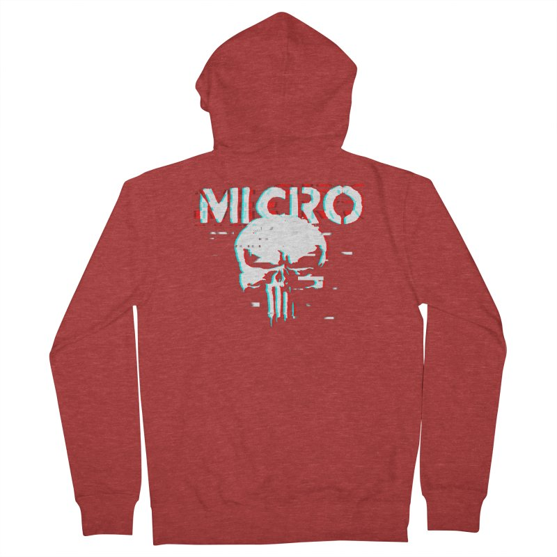 The Punisher's Sidekick Men's French Terry Zip-Up Hoody by HIDENbehindAroc's Shop