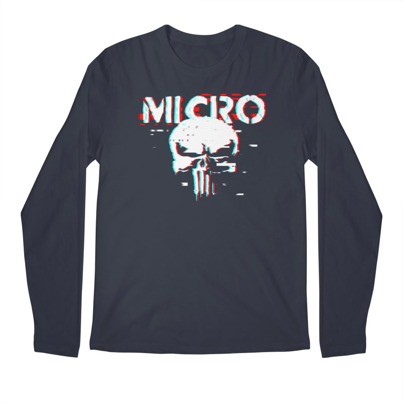 The Punisher's Sidekick Men's Regular Longsleeve T-Shirt by HIDENbehindAroc's Shop