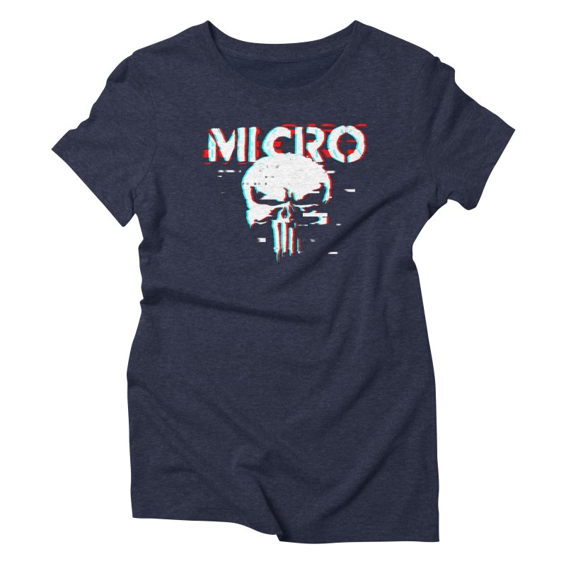 The Punisher's Sidekick Women's T-Shirt by HIDENbehindAroc's Shop
