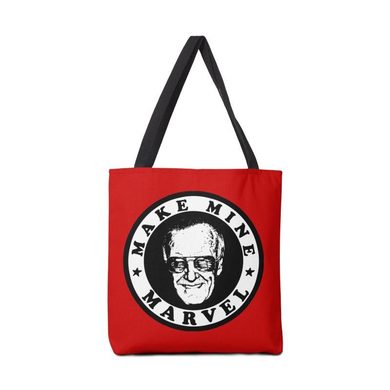 Make Mine Marvel Accessories Bag by HIDENbehindAroc's Shop