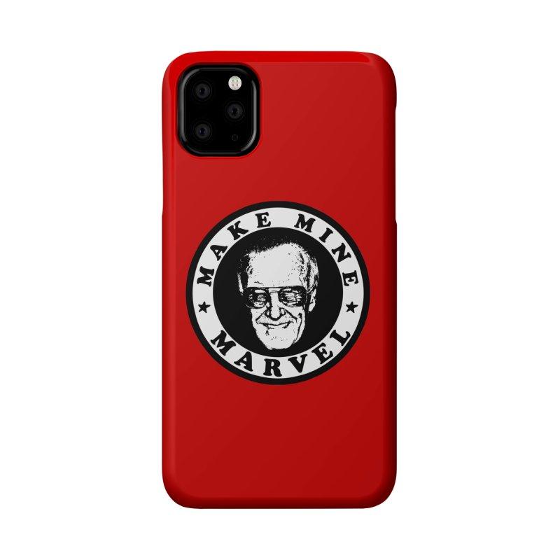 Make Mine Marvel Accessories Phone Case by HIDENbehindAroc's Shop