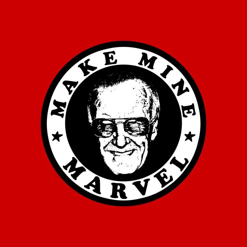 Make Mine Marvel Women's Tank by HIDENbehindAroc's Shop