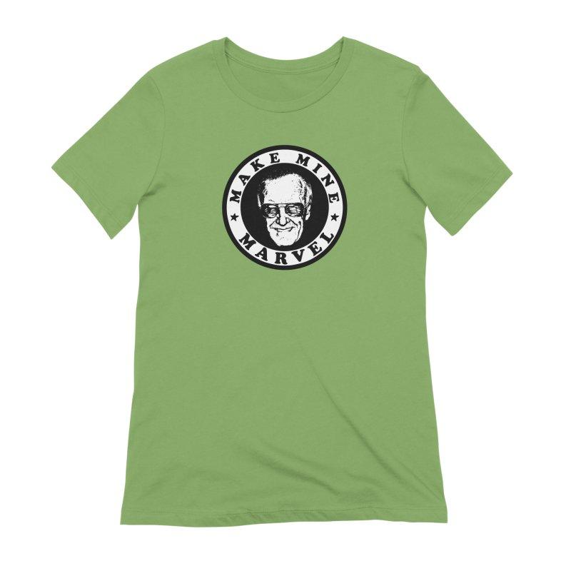 Make Mine Marvel Women's T-Shirt by HIDENbehindAroc's Shop
