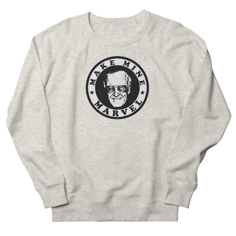 Make Mine Marvel Women's French Terry Sweatshirt by HIDENbehindAroc's Shop