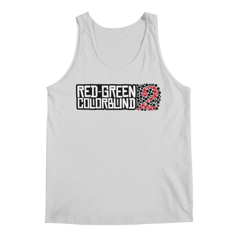 Red Green Colorblind 2 Men's Regular Tank by HIDENbehindAroc's Shop
