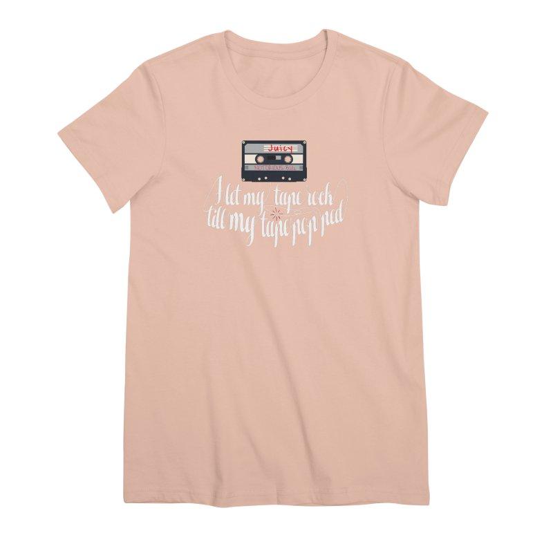 Juicy by BIG Women's Premium T-Shirt by HIDENbehindAroc's Shop
