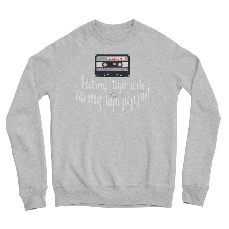 Juicy by BIG Women's Sponge Fleece Sweatshirt by HIDENbehindAroc's Shop