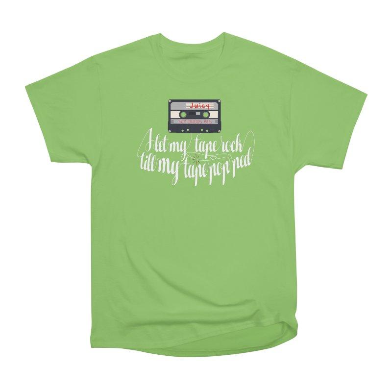 Juicy by BIG Men's Heavyweight T-Shirt by HIDENbehindAroc's Shop