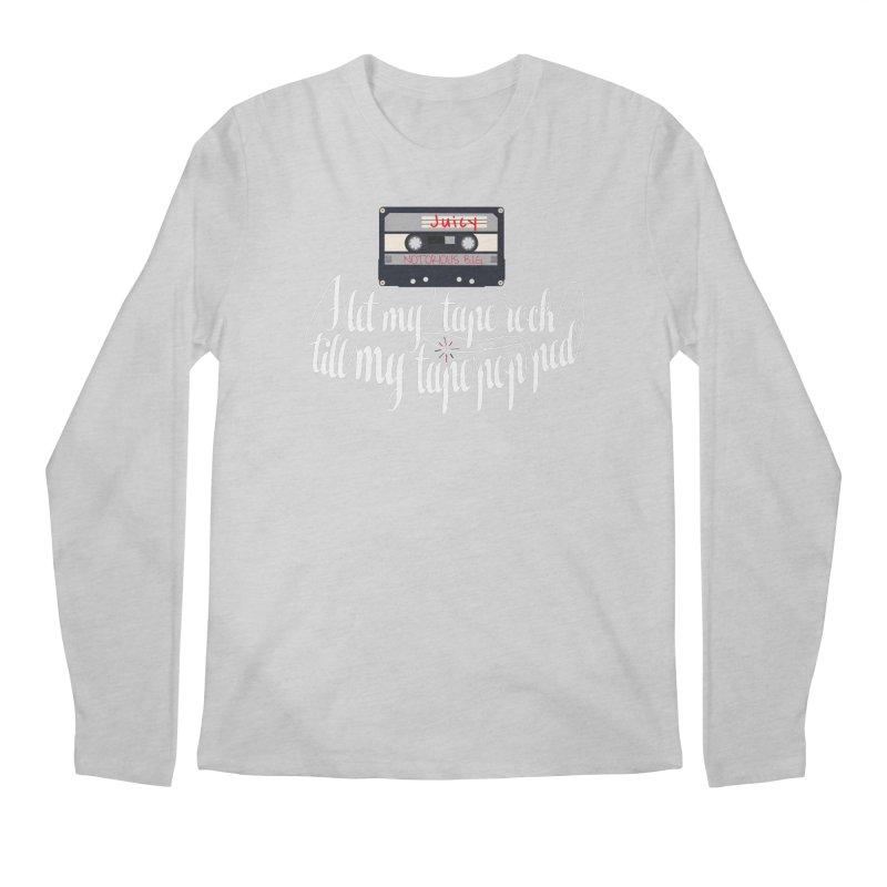 Juicy by BIG Men's Regular Longsleeve T-Shirt by HIDENbehindAroc's Shop