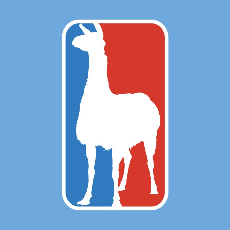 Llama Players Kids T-Shirt by HIDENbehindAroc's Shop