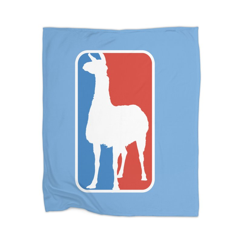 Llama Players Home Blanket by HIDENbehindAroc's Shop