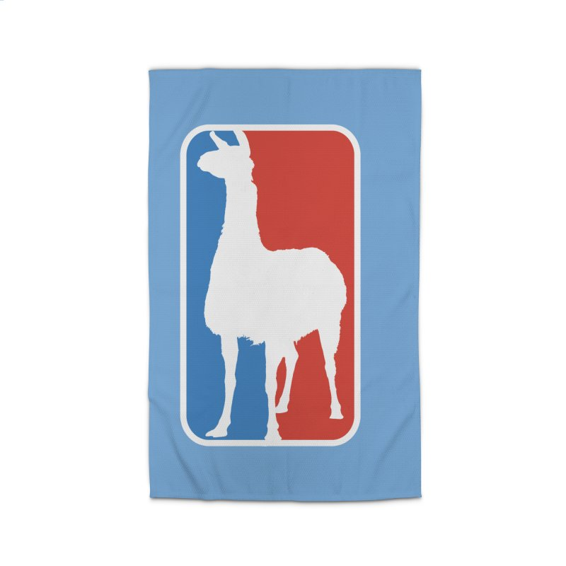 Llama Players Home Rug by HIDENbehindAroc's Shop