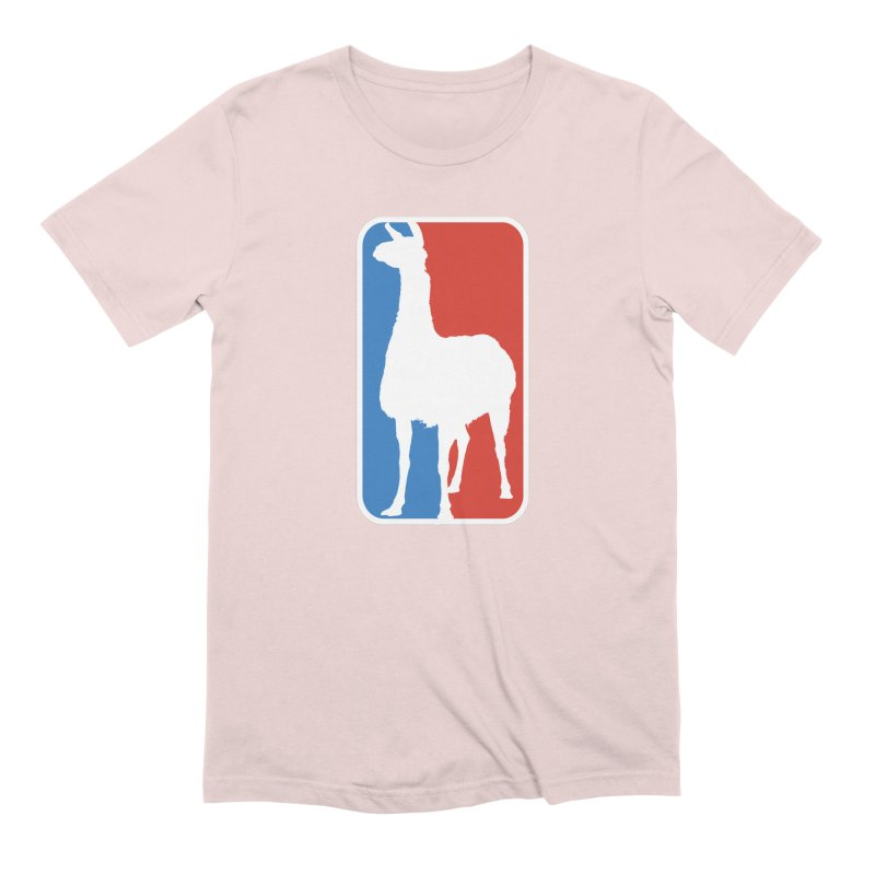 Llama Players Men's Extra Soft T-Shirt by HIDENbehindAroc's Shop