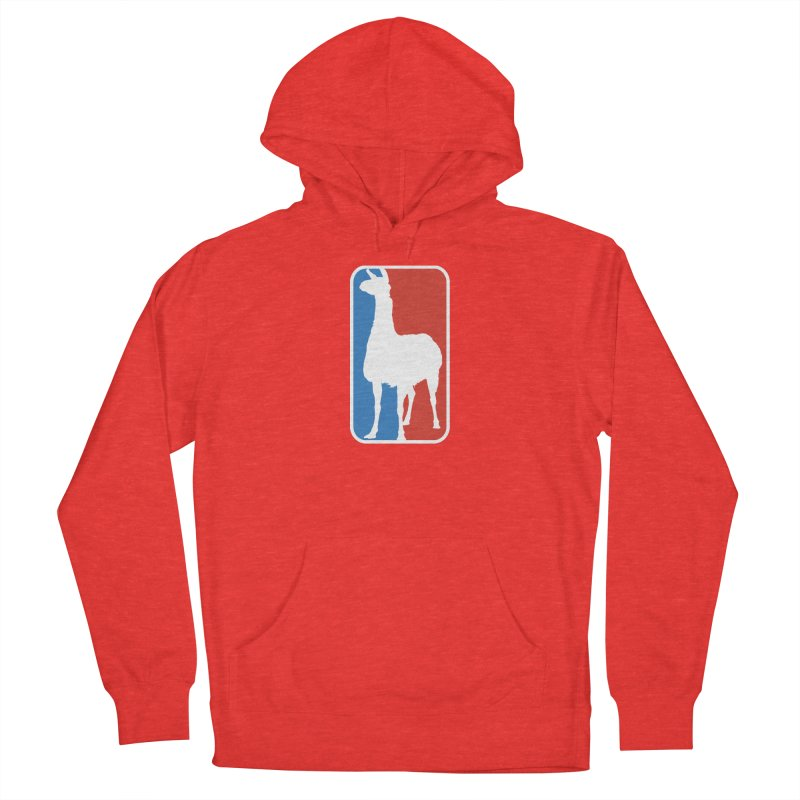 Llama Players Women's Pullover Hoody by HIDENbehindAroc's Shop