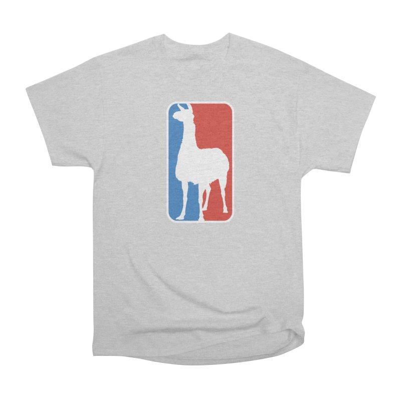 Llama Players Women's T-Shirt by HIDENbehindAroc's Shop