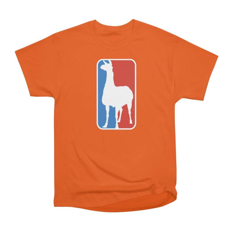 Llama Players Men's T-Shirt by HIDENbehindAroc's Shop