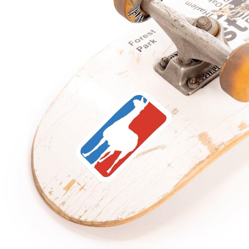 Llama Players Accessories Sticker by HIDENbehindAroc's Shop