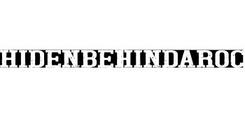 HIDENbehindAroc's Shop Logo
