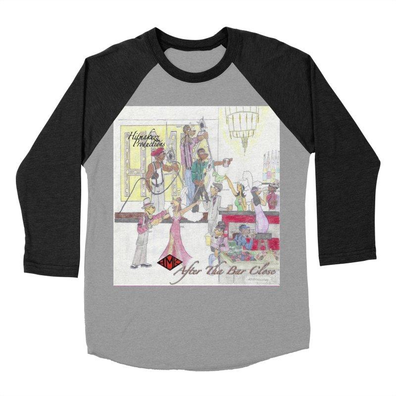 After Tha Bar Close Men's Baseball Triblend Longsleeve T-Shirt by HMKALLDAY's Artist Shop