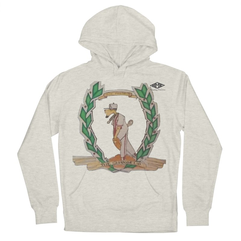 The Changeup Women's French Terry Pullover Hoody by HMKALLDAY's Artist Shop