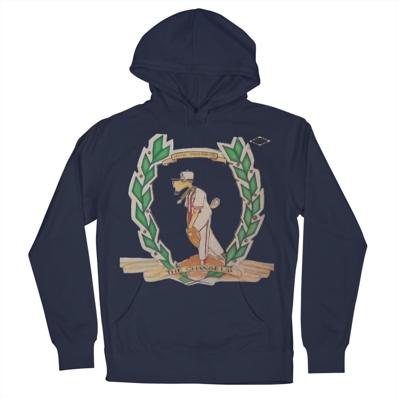 The Changeup Men's French Terry Pullover Hoody by HMKALLDAY's Artist Shop